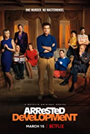 Arrested Development - Season 1 poster