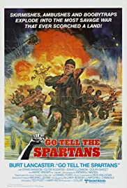 Go Tell the Spartans (1978) Poster - Movie Forum, Cast, Reviews