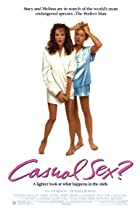 Casual Sex? (1988) Poster