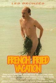 French Fried Vacation Poster