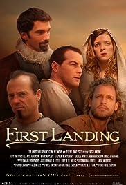 First Landing Poster