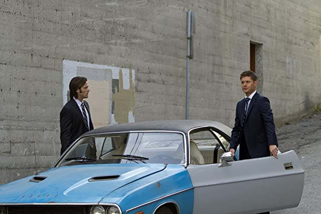 Jensen Ackles and Jared Padalecki in Supernatural (2005)