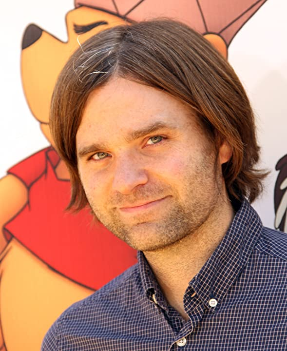 Benjamin Gibbard at an event for Winnie the Pooh (2011)