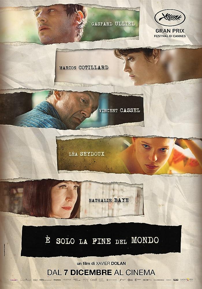 To tylko koniec świata / Juste la fin du monde (2016)