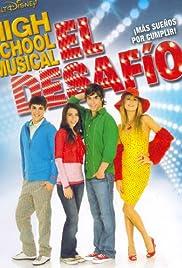Viva High School Musical Poster