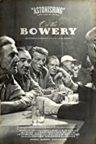 Image of On the Bowery
