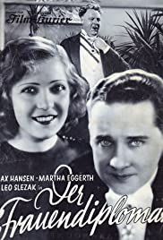 The Ladies Diplomat Poster