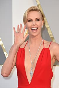 Charlize Theron at an event for The 88th Annual Academy Awards (2016)