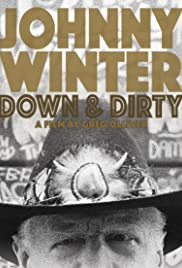 Johnny Winter: Down & Dirty Poster