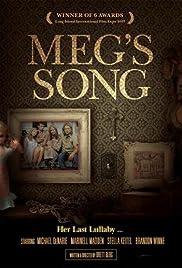 Meg's Song Poster