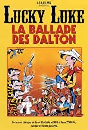 Lucky Luke: Ballad of the Daltons (1978) Poster - Movie Forum, Cast, Reviews