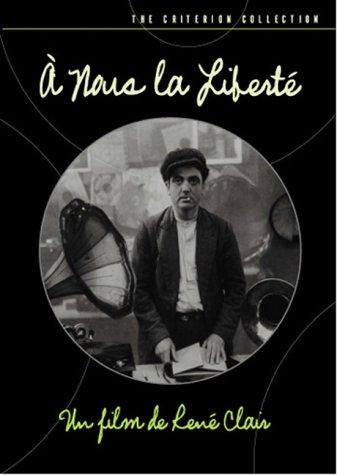 Raymond Cordy in À Nous la Liberté (1931)
