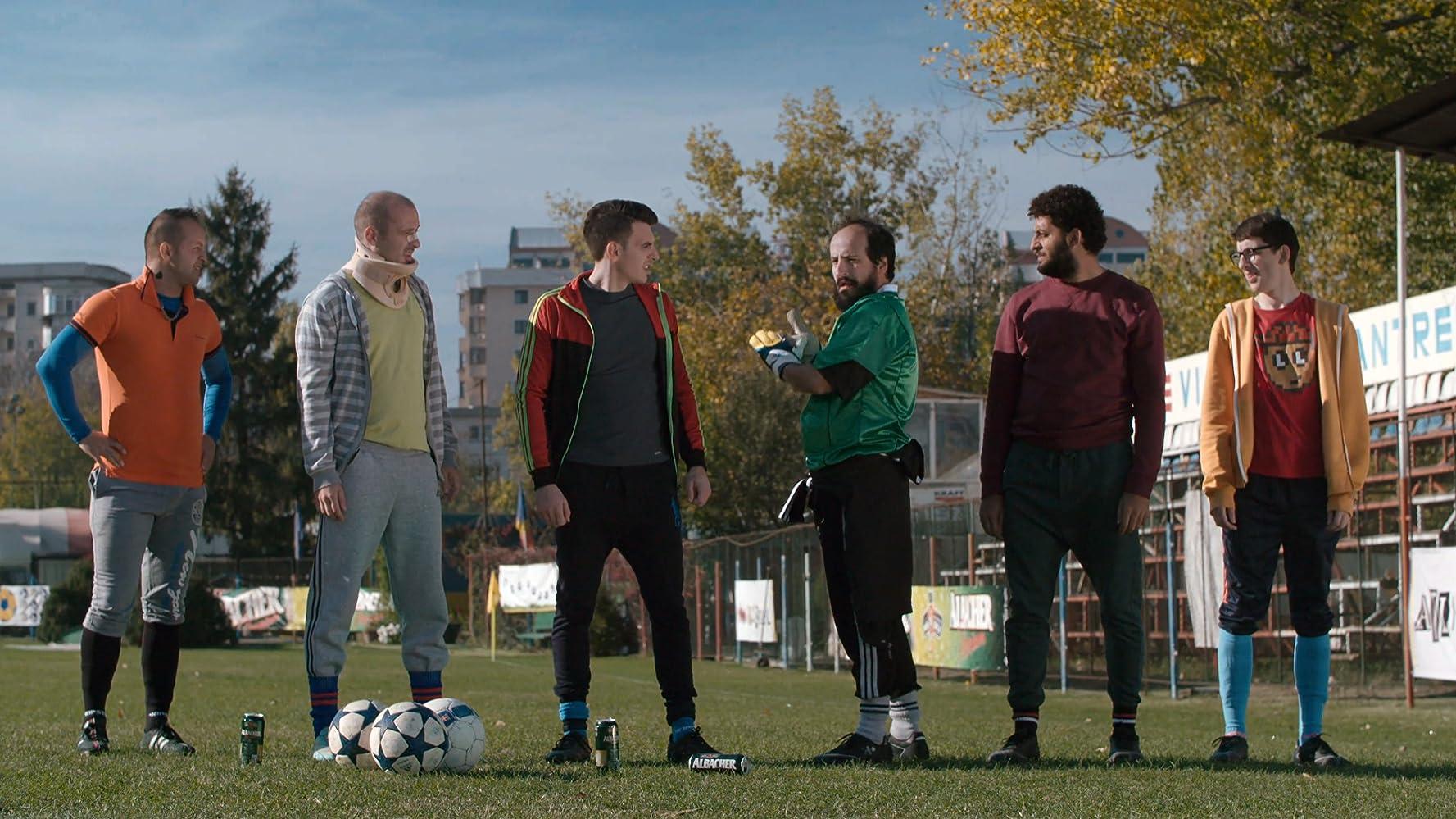 Atletico Textila sezonul 3 episodul 11 – 12 online 1 Iunie 2017