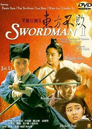 Swordsman II poster