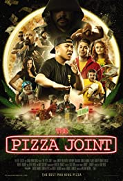 The Pizza Joint (2021) poster