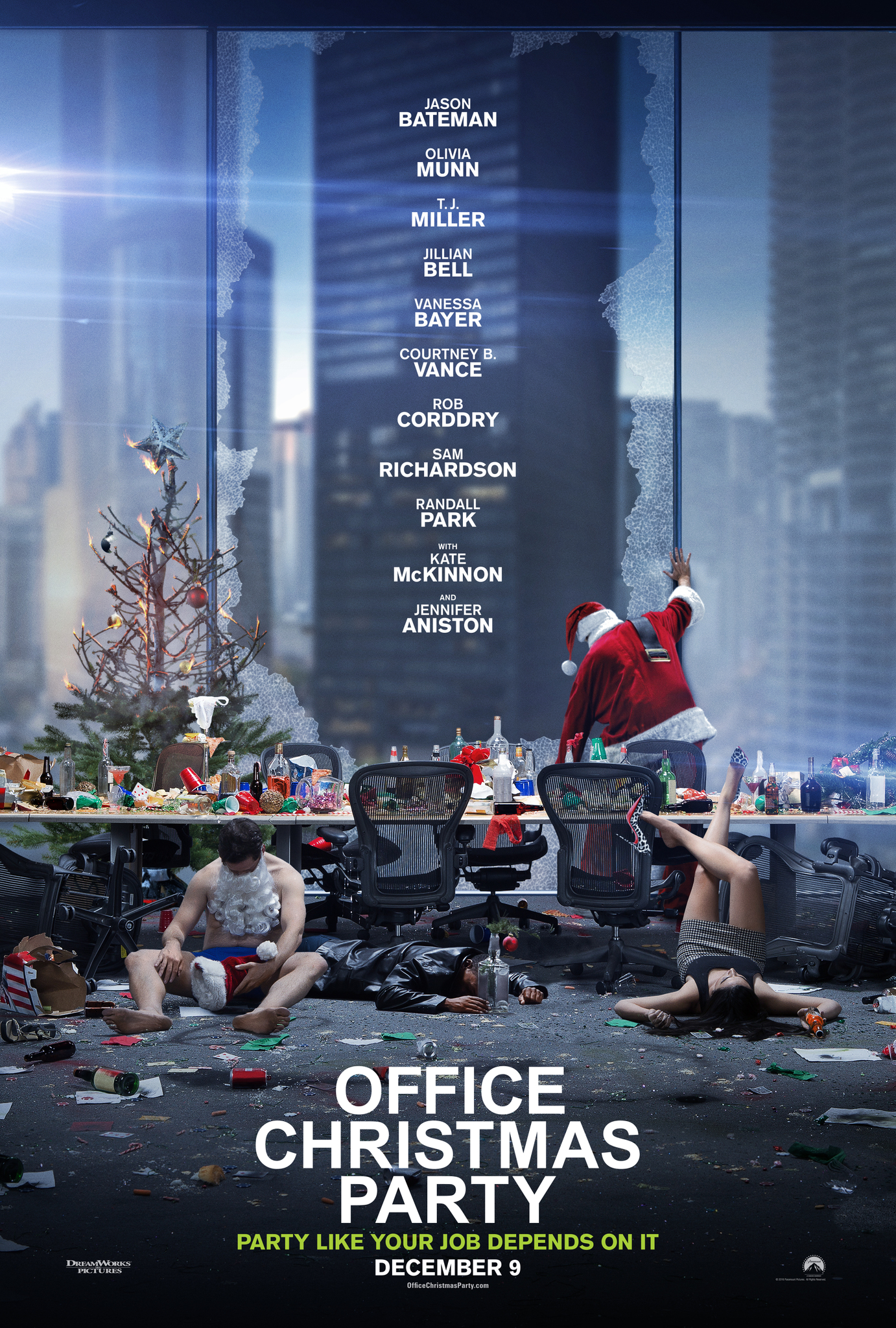 Office Christmas Party (2016) - IMDbPro