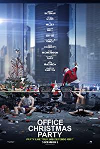 When his uptight CEO sister threatens to shut down his branch, the branch manager throws an epic Christmas party in order to land a big client and save the day, but the party gets way out of hand...