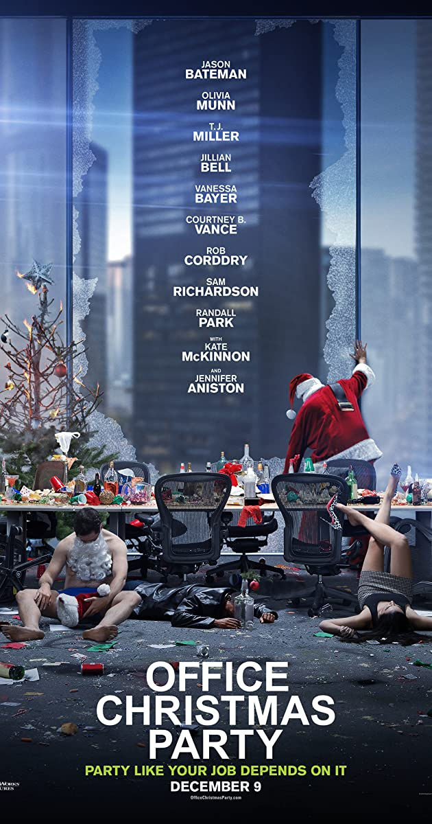 Office Christmas Party (2016) - IMDb