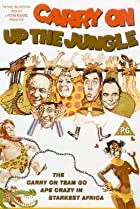 Carry on Up the Jungle (1970) Poster