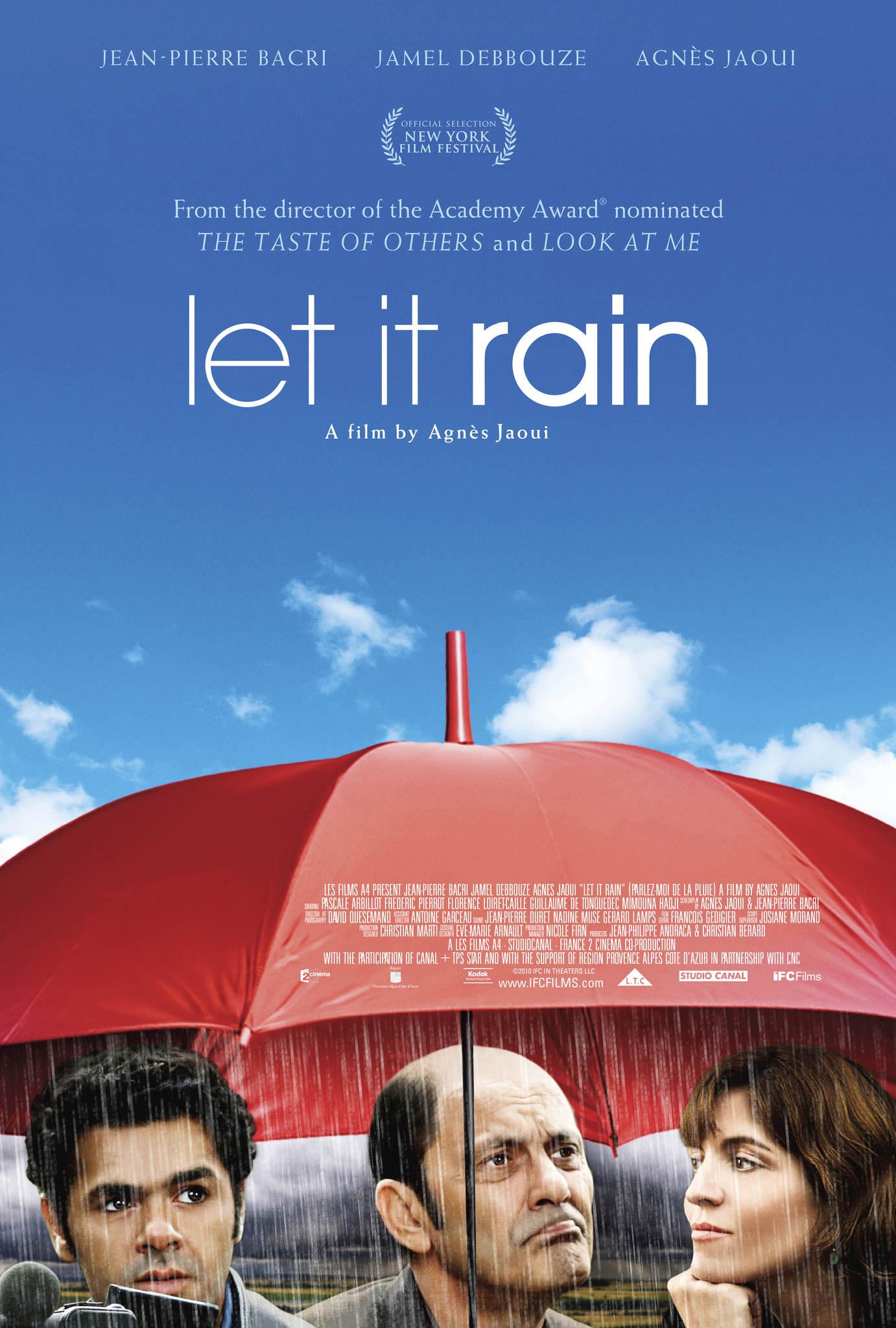 image Parlez-moi de la pluie Watch Full Movie Free Online