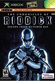 The Chronicles of Riddick: Escape from Butcher Bay (2004) Poster - Movie Forum, Cast, Reviews