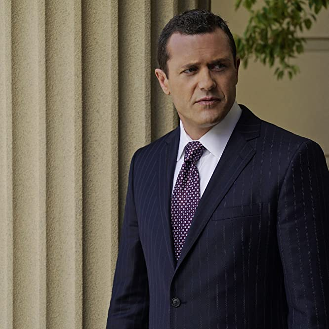 Jason O'Mara in Agents of S.H.I.E.L.D. (2013)