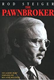 The Pawnbroker Poster