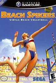 Beach Spikers Poster