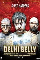 Delhi Belly (2011) Poster