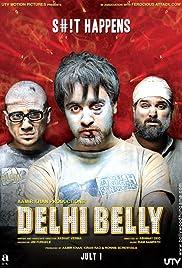 Delhi Belly(2011) Poster - Movie Forum, Cast, Reviews
