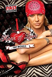 Rock of Love with Bret Michaels Poster
