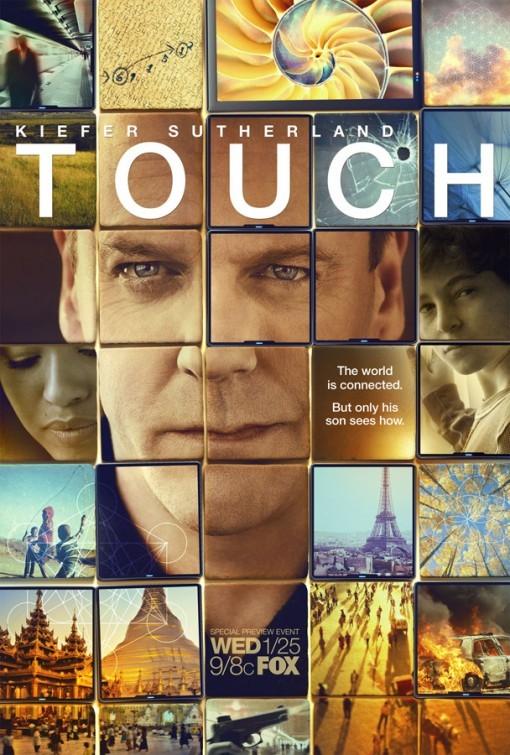 [美剧]触摸未来第一季 /全集Touch 1迅雷下载