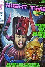 Primary image for The Night Time Show with Stephen Kramer Glickman