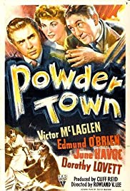 Powder Town (1942) Poster - Movie Forum, Cast, Reviews