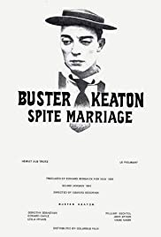 Spite Marriage Poster