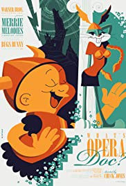 What's Opera, Doc?(1957) Poster - Movie Forum, Cast, Reviews