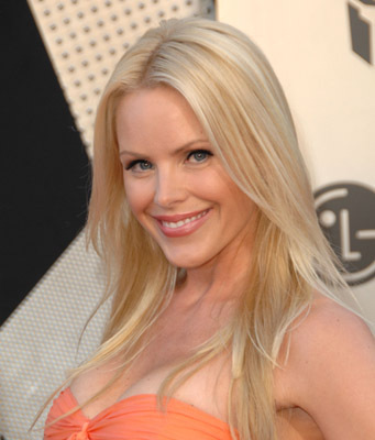 Gena Lee Nolin at an event for Transformers: Revenge of the Fallen (2009)