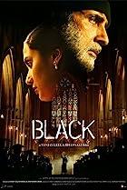 Black (2005) Poster