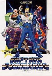Captain Commando Poster