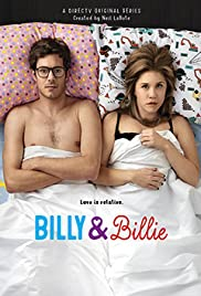 Billy & Billie Poster - TV Show Forum, Cast, Reviews