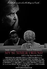 My Summer Friend Poster