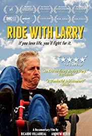 Ride with Larry Poster