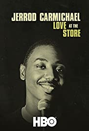 Jerrod Carmichael: Love at the Store (2014) Poster - TV Show Forum, Cast, Reviews