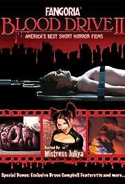 Fangoria: Blood Drive II Poster