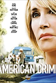 American Crime Poster - TV Show Forum, Cast, Reviews