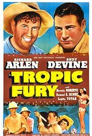 Tropic Fury Poster