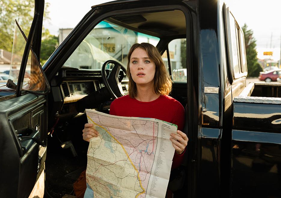 Mackenzie Davis in Halt and Catch Fire (2014)