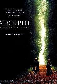 Adolphe(2002) Poster - Movie Forum, Cast, Reviews