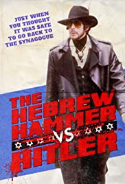 The Hebrew Hammer vs. Hitler Poster