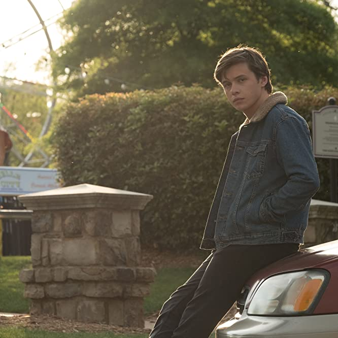 Nick Robinson en Love, Simon (2018)